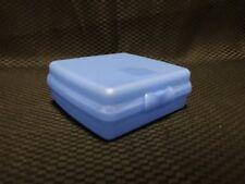 Tupperware Sandwich Keeper - Sheer Blue - BRAND NEW