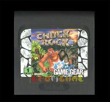CHUCK ROCK Game Gear Versione Europea ••••• SOLO CARTUCCIA