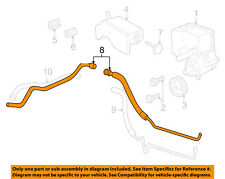GM OEM-Power Steering Pressure Hose 26066518