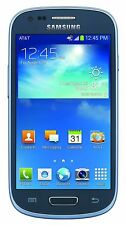 Samsung Galaxy S3 III Mini Unlocked Any Worldwide GSM networks Blue 8GB