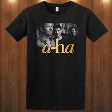 A-ha band tee pop rock band S M L XL 2XL 3XL t-shirt Apparatjik Morten Harket