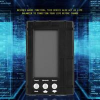 3in1 2-6S Li-Po/Li-Fe RC Batterie Balancer Entlader elektrisches LCD Display