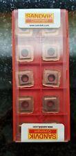10x Sandvik Wendeplatten 880-07 04 06h-c-lm 1044