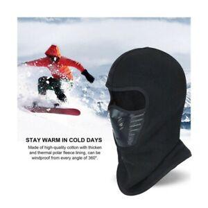 Balaclava Cycling Neck Tube Bandana Scarf Snood Biker Face Cover Warmer Multiuse