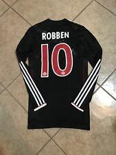 Germany bayern Munich Robben Player Issue Techfit 6 Trikot Jersey football shirt