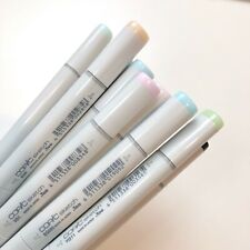 Original Copic Sketch Doble Ended (Twin Tip) Marker Pens - Assorted Colors