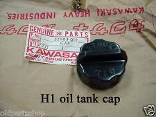 Kawasaki H1 H2 KH100 KH250 KH400 KH500 S1 S3 Oil Tank Cap NOS KE100 52003-019
