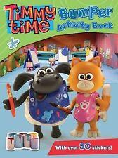 Timmy Time Bumper Activity Book by Egmont UK Ltd (Paperback, 2010)