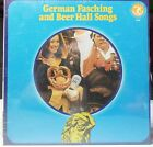 German Fasching and Beer Drinking Songs NEW Vinyl LP factory sealed Olympic Labl