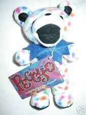 "GRATEFUL DEAD BEAN BEAR""PEGGY-O"" (2ND ED.)-RETIRED-RARE"