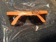 Baltimore Orioles SGA Orange Sunglasses by WBAL Radio NEW IN BAG