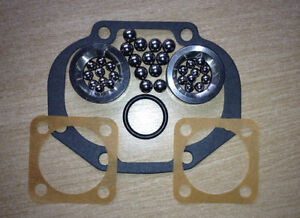 Land Rover Series 2, 2A & 3 Steering Box Overhaul Kit
