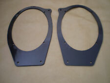 Ford BA-BF ute. Rear 6x9 speaker adaptor plates. L & R.