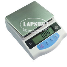 1000g x 0.01g High Precision Digital Electronic Jewelry Balance Scale LB Amput