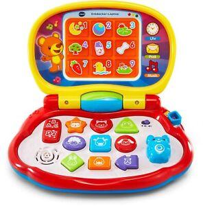 809622-C Vtech® Kindercomputer »Entdecker Laptop« ab 12 Monaten *NEU*