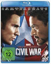 ✭ Captain America 3 - The First Avenger: Civil War BLU-RAY | FILM ✭