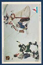 MONTREAL VS MINNESOTA 70-71 NHL PROSTARS 1970-71 PRO STAR PROMOTIONS NRMNT 11038