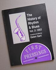 FIRST PRESSINGS: THE HISTORY OF R&B VOLUME 3 - 1953 - QUALITY USED