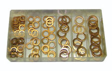 SUR&R AUTO PARTS BRC7 - Copper Washer Assortment Kit
