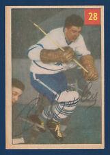 BOB BAILEY 54-55 PARKHURST 1954-55 NO 28 VGEX++  11196