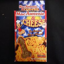 "NEW ""MacAweenie & Cheese"" Penis Shaped Pasta"
