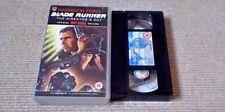 BLADE RUNNER The Director's Cut Widescreen UK PAL VHS VIDEO 1993 Ridley Scott