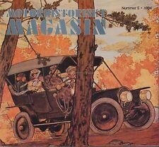 Motorhistoriskt Magasin Swedish Car Magazine #5 1984 031617nonDBE