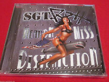 SGT. ROXX - Weapon Of Miss Distraction - NEW Eonian CD