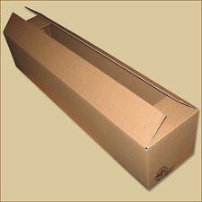 Karton Faltkarton Faltschachteln 700 x 150 x 150 mm einwellig
