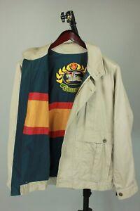 BURBERRY'S PRORSUM Men (EU)46 REG or ~M Vintage Cotton Shell City Jacket RS9801_