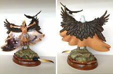 """""""Eagle Spirit"""" First issue in the Spirit Guides Figurine Collection"""