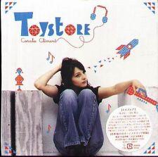 Coralie Clement - Toy Store - Japan CD+1BONUS - NEW - 13Tracks