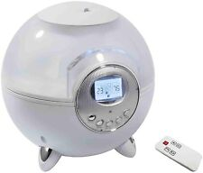 HUMIDIFIER HUMIDITY COOL MIST ELECTRIC HUMIDIFIER ADDS MOISTURE PORTABLE COMPACT
