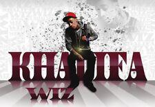Wiz Khalifa Poster 24x36in