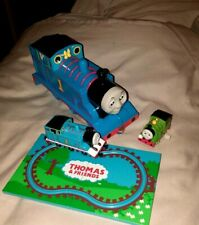 Thomas The Train And Friends Cake Topper Wind Up Thomas And Train Whistle