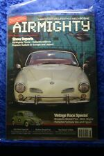 Airmighty VW Aircooled Magazine No. 8 2012 Ghia' 56 Bug Harley with Käfer-motor