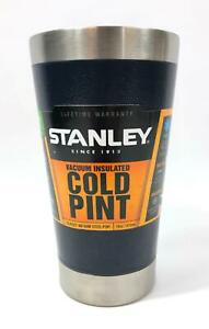 Stanley Classic Vacuum Insulated Cold Steel Pint 16 oz Blue Cup
