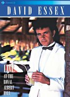 DAVID ESSEX - LIVE-AT THE ROYAL ALBERT HALL  DVD NEW+