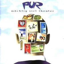CD Album PUR Mächtig viel Theater 90`s Intercord (Kowalski 6)