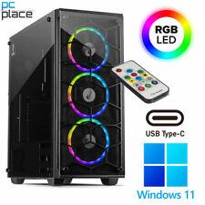 GAMER PC INTEL i5 9500 @4,4GHz RTX3070 8-32GB DDR4 SSD+HDD Win11 Gaming Computer