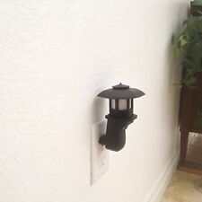 Decorative Japanese Lantern Style LED Nightlight