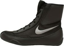 Nike Machomai 2 Boxing Shoes Black Size 8.5