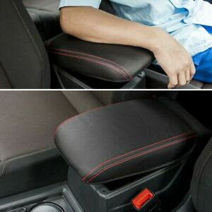 1 Pieces Golf 7 MK7 2013-2017 Microfiber Leather Car Armrest Cover Accessories