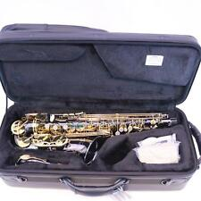 "Selmer Model SAS280R ""La Voix"" Alto Saxophone in Black Lacquer MINT CONDITION"