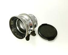 Meyer Primoplan 5cm (50mm) f1.5 Arri Standard Cine Lens Prewar Very Rare READ