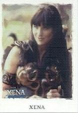 XENA  WARRIOR PRINCESS ARTS & IMAGES   63 CARD BASE / BASIC SET