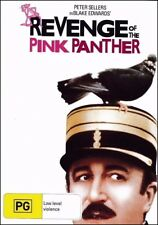 REVENGE of the PINK PANTHER (Peter SELLERS Dyan CANNON) Comedy DVD NEW Region 4