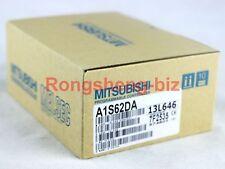 New in Box Mitsubishi A1S62DA D/A Digital-to-Analog Converter Module Type Unit