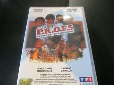 "DVD NEUF ""PROFS (P.R.O.F.S.)"" Patrick BRUEL, Fabrice LUCHINI"