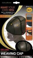 Qfitt #551 Deluxe Custom Weaving Cap X-LARGE